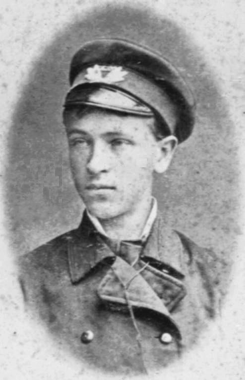 Герасим Яковлевич Корнев — выпускник Казанского земледельческого училища (1886 год)
